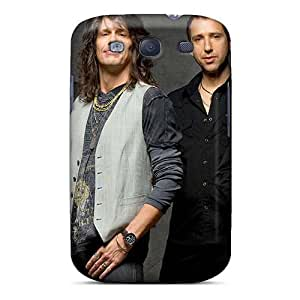 CristinaKlengenberg Samsung Galaxy S3 Shock Absorbent Hard Cell-phone Case Customized Attractive Aerosmith Band Pictures [mXk18382qQoS]