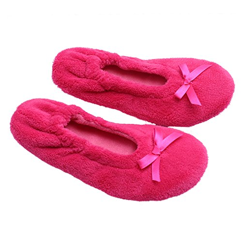 Ofoot Rose Rose Femme Rose Ofoot Chaussons Femme Pour Ofoot Pour Chaussons Femme Ofoot Chaussons Pour Chaussons nHZ4PxXCw