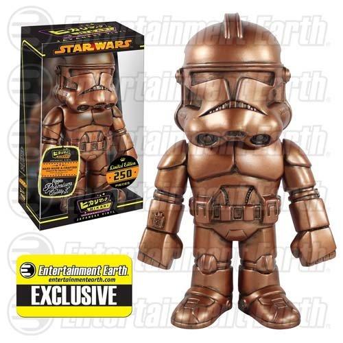(Star Wars Clone Trooper Dirty Penny Version Hikari Sofubi Vinyl Figure )