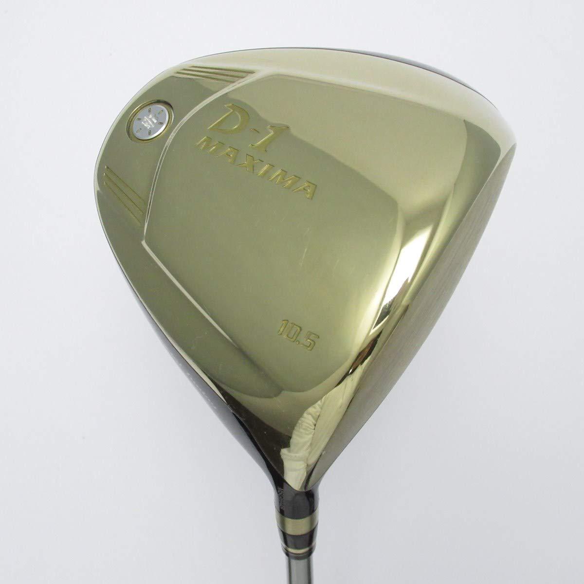 【中古】リョーマ ゴルフ RYOMA GOLF Ryoma D-1マキシマスペシャルチューニング(メーカー公認中古) ゴールド ドライバー Tour AD MX-G 【ルール非適合】 B07MZWT2KF  R