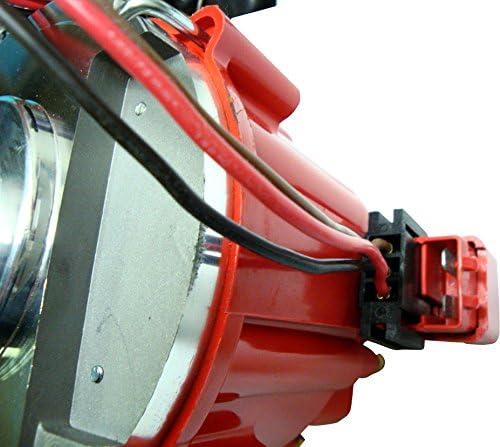 350 454 SBC BBC GM08 Racing Chevy V8 HEI Distributor w//65K Coil 7500RPM