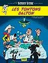 Les aventures de Lucky Luke d'après Morris, tome 6 : Les tontons Dalton par Gerra