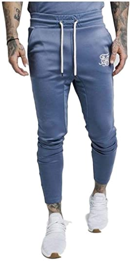Sik Silk Pantalón de Chandal Sprint Armada: Amazon.es: Zapatos y ...