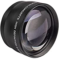 Digital Concepts DC-58T 2.2X Telephoto 58mm (Black)
