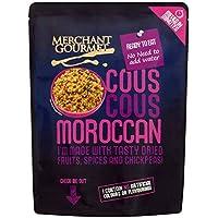 Comerciante Gourmet Listo para comer cuscús marroquí 250g