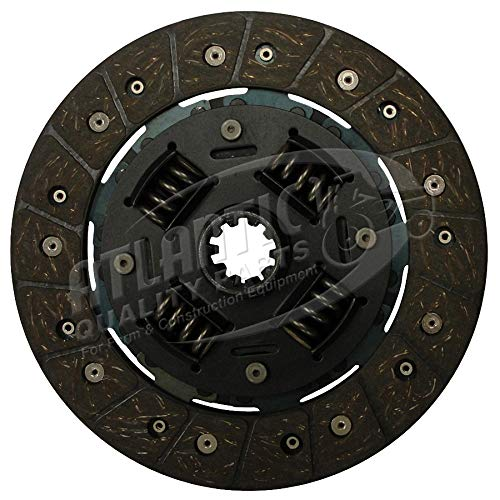 Complete Tractor 1912-1051 Clutch Disc (For Kubota Tractor L175 L185 L185Dt L210 L200) by Complete Tractor
