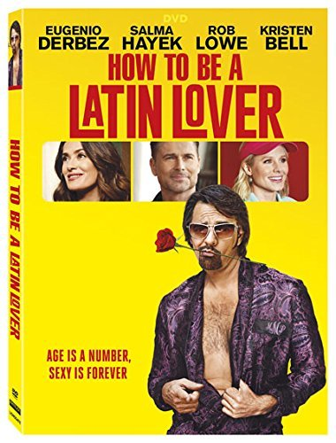 New Used Dvds How To Be A Latin Lover 031398266402