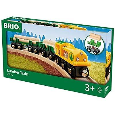 Brio World - 33775 - TRAIN FORESTIER