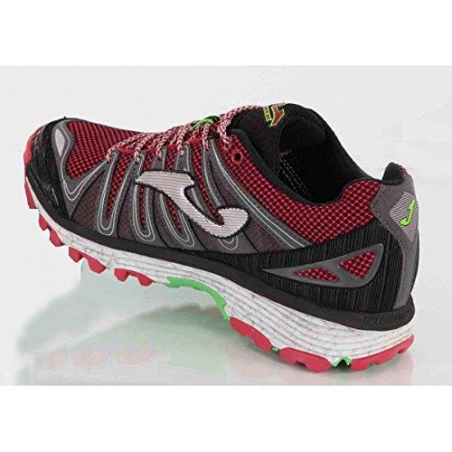 Zapatillas Joma Trail TK TREK 406 FLUOR-BLACK Talla 42.5: Amazon.es: Zapatos y complementos