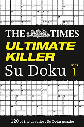 Read Online The Times Ultimate Killer Su Doku (Times Su Doku) pdf