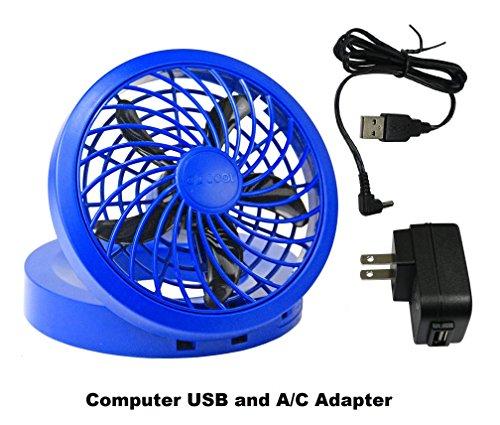 5 inch electric fan - 1