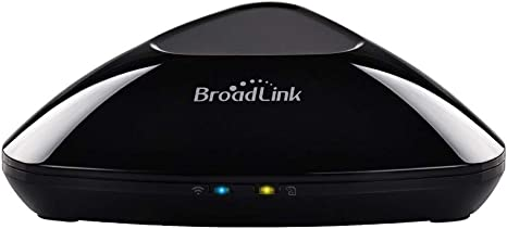 Smartphone Universal iOS Android Control Remoto De Tel/éfono M/óvil IR WiFi Globalqi para Broadlink RM Mini3 Dom/ótica Inteligente