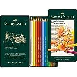 Faber-Castell Polychromos Artists' Color Pencils 12pc