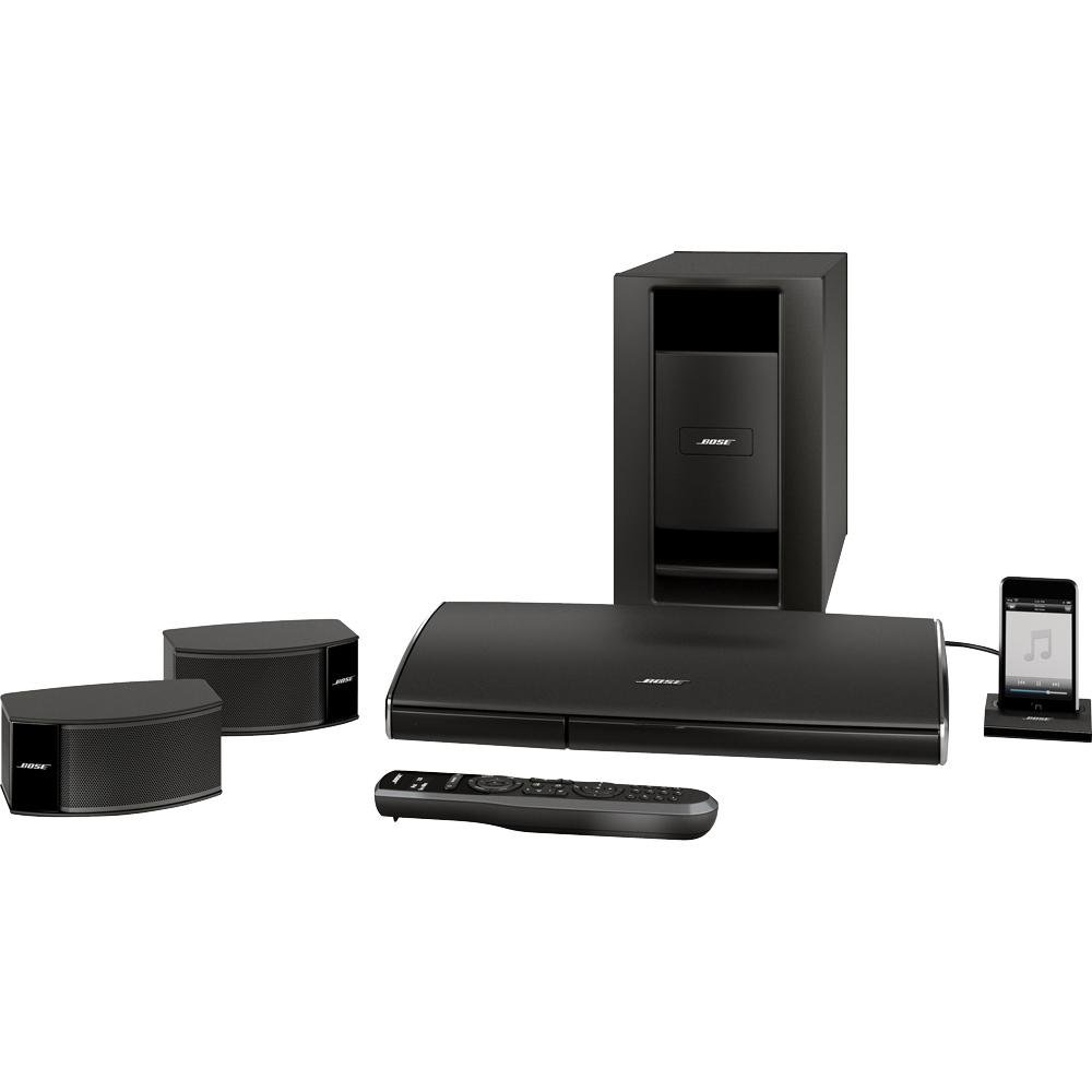 Amazon.com: Bose Lifestyle 235 2.1-Channel Home Theater System: Electronics