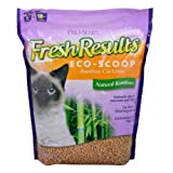 LitterMaid Fresh Results Eco-Scoop Bamboo Cat Litter, 8-Pound, My Pet Supplies