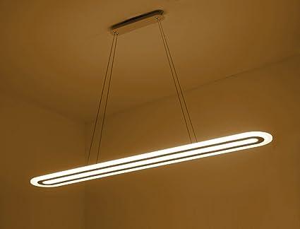 Lampade a sospensione classiche lampade da soffitto ovale in