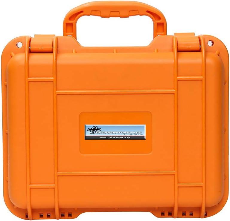 DROHNENSTORE24.DE ...DER DROHNEN-GURU DS24 Profi Transport Koffer orange f/ür DJI Mavic Mini Combo wasserdicht
