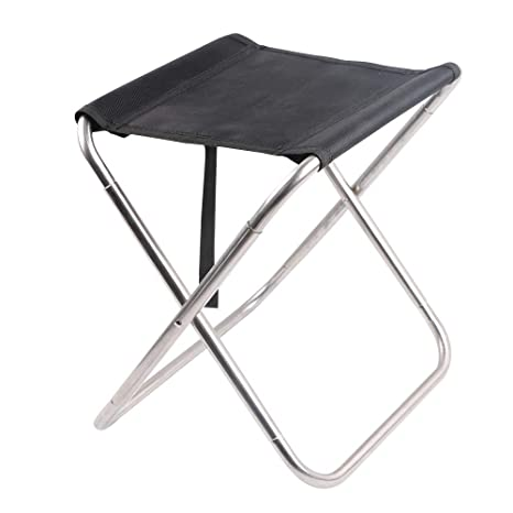 Topar Chery - Silla de Acampada Camping Taburete Plegable de ...