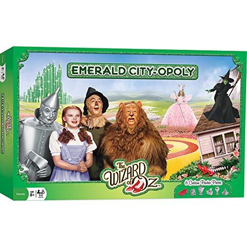 MasterPieces  Wizard of Oz ()