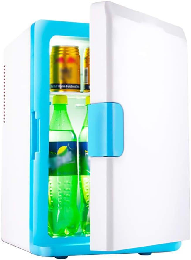 カー冷蔵庫、16l / 18lパワードクーラー/デュアルコアポータブル冷凍庫冷蔵庫、ホット&コールドミニ冷蔵庫クーラー、食べ物/飲み物/ワイン/キャンプ/旅行/ピクニック