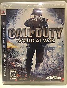 COD WW2 PS3 AMAZON