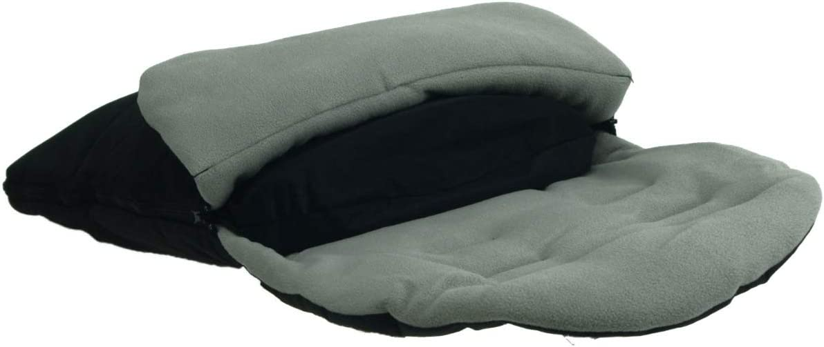 Dolphin Grey Premium Footmuff//Cosy Toes Compatible with My Babiie Katie Piper
