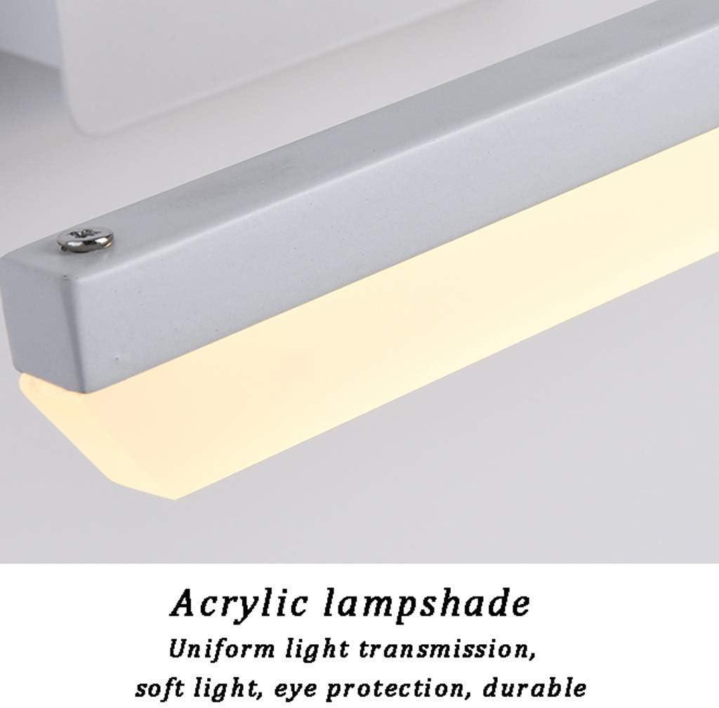 Espejo de Maquillaje Compacto con Luces LED Espejo cosmético portátil con Bolsillo para Bolsos Espejo de Viaje Blackwhite Light72