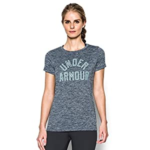 Under Armour Women's Tech Twist Graphic T Shirt