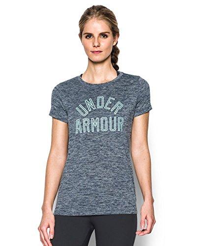 Under Armour Women's Tech Twist Graphic T Shirt