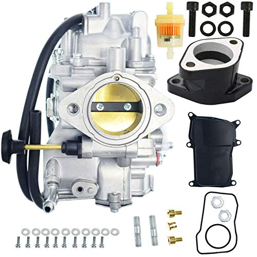 04 yamaha kodiak 400 carburetor - 6