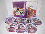 INUYASHA - COMPLETE TV SERIES DVD BOX SET ( 1- 167 EPISODES ) ENGLISH AUDIO.