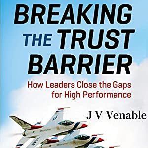 Breaking the Trust Barrier Audiobook