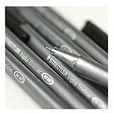 Staedtler Triplus Fineliner Black 0.3mm - Pack of