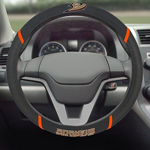 NHL Anaheim Ducks Steering Wheel Cover, 15