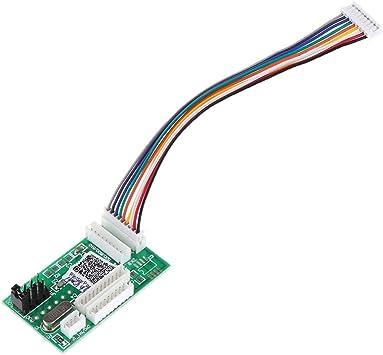 B Baosity Plotter Decryption Card Decoder Chip para HP DesignJet 100 110 120 500 800: Amazon.es: Electrónica