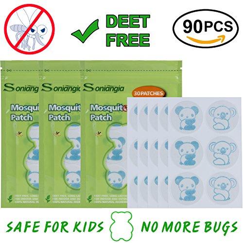 Mosquito Repellent Soniangia Eucalyptus Essential