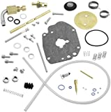 S&S Cycle 112923 Master Rebuild Kit Super E Carbs with Regular Gas Inlet