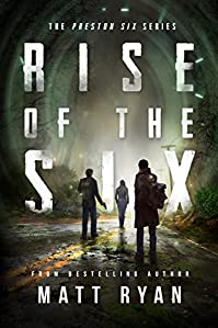 Rise Of The Six by Matt Ryan ebook deal