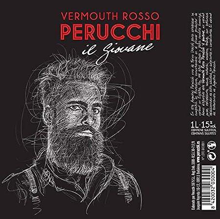 vins&co Barcelona Vermouth Perucchi Rosso – Pack 3 botellas – 15% Alcohol – Elaborado en España – Sin envejecimiento – Selección – 1000 ml (28420202020037)