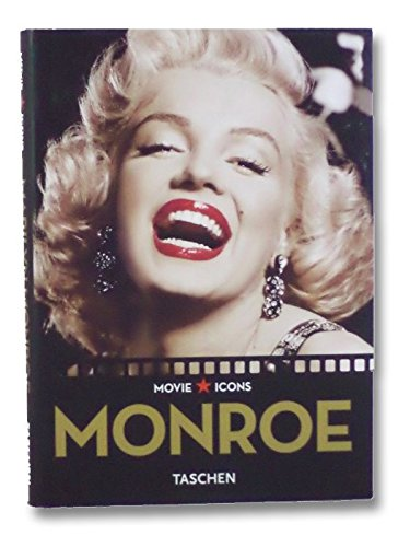 Marilyn Monroe (Movie Icons) by Editor-Paul Duncan (2008) Hardcover (Icon 2008)