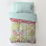 Carousel Designs Kumari Garden Toddler Bed Comforter