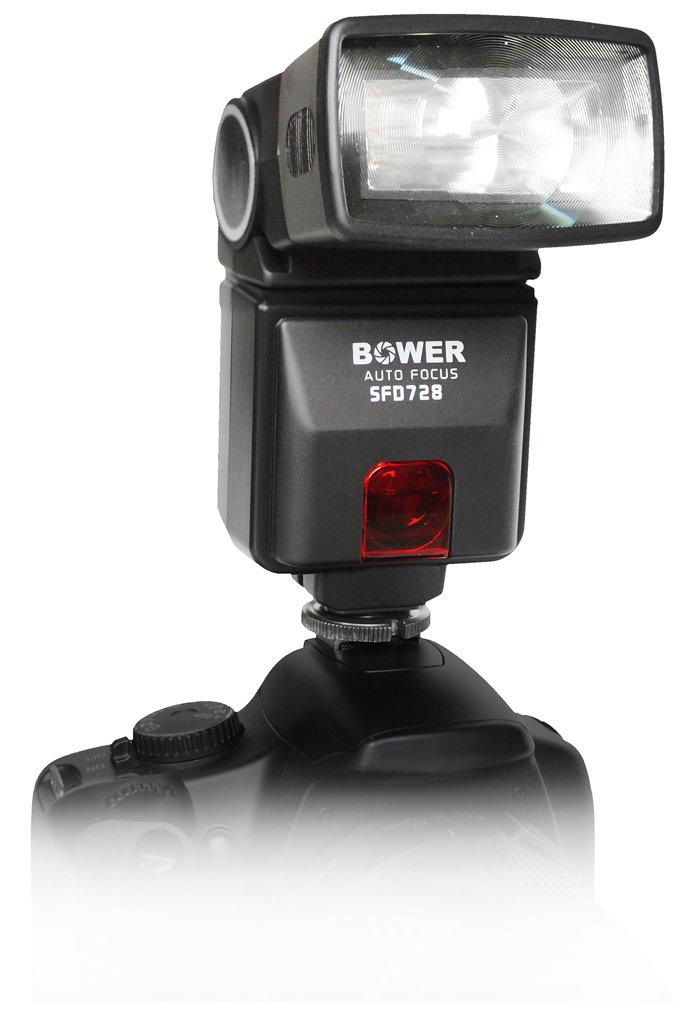 Bower SFD728N Automatic TTL Flash for Nikon i-TTL