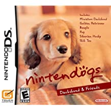 Nintendogs Dachshund and Friends - Nintendo DS