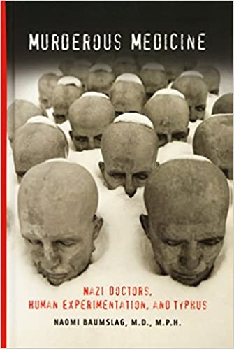 nazi germany human experiments