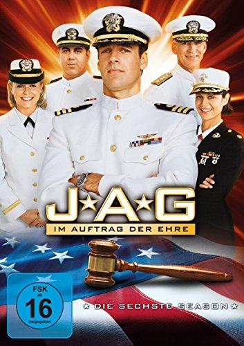 JAG: Im Auftrag der Ehre - Die sechste Season for sale  Delivered anywhere in Canada