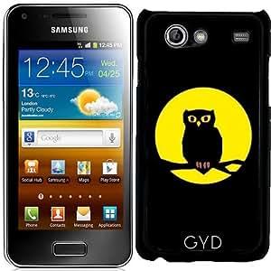 Funda para Samsung Galaxy S Advance (i9070) - Búho by hera56