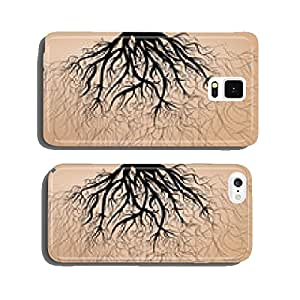 roots of the tree cell phone cover case iPhone5