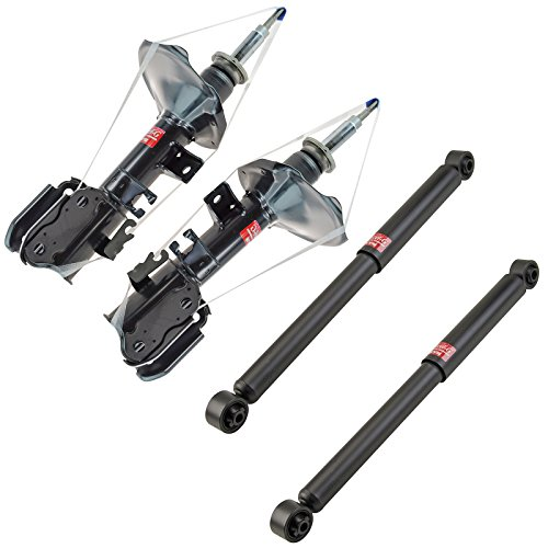 KYB Excel-G Front & Rear Suspension Shock Absorber for Nissan Infinity SUV