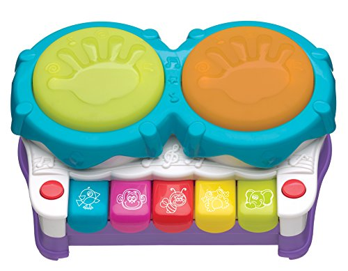Playgro 2 in 1 Light Up Music
