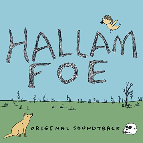 Cover of Hallam Foe